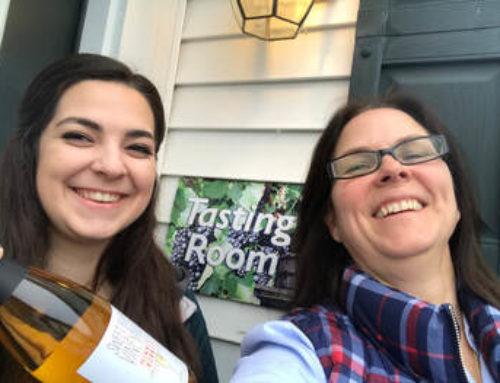EPIC Mother/Daughter N.H. Vineyard Trip #2