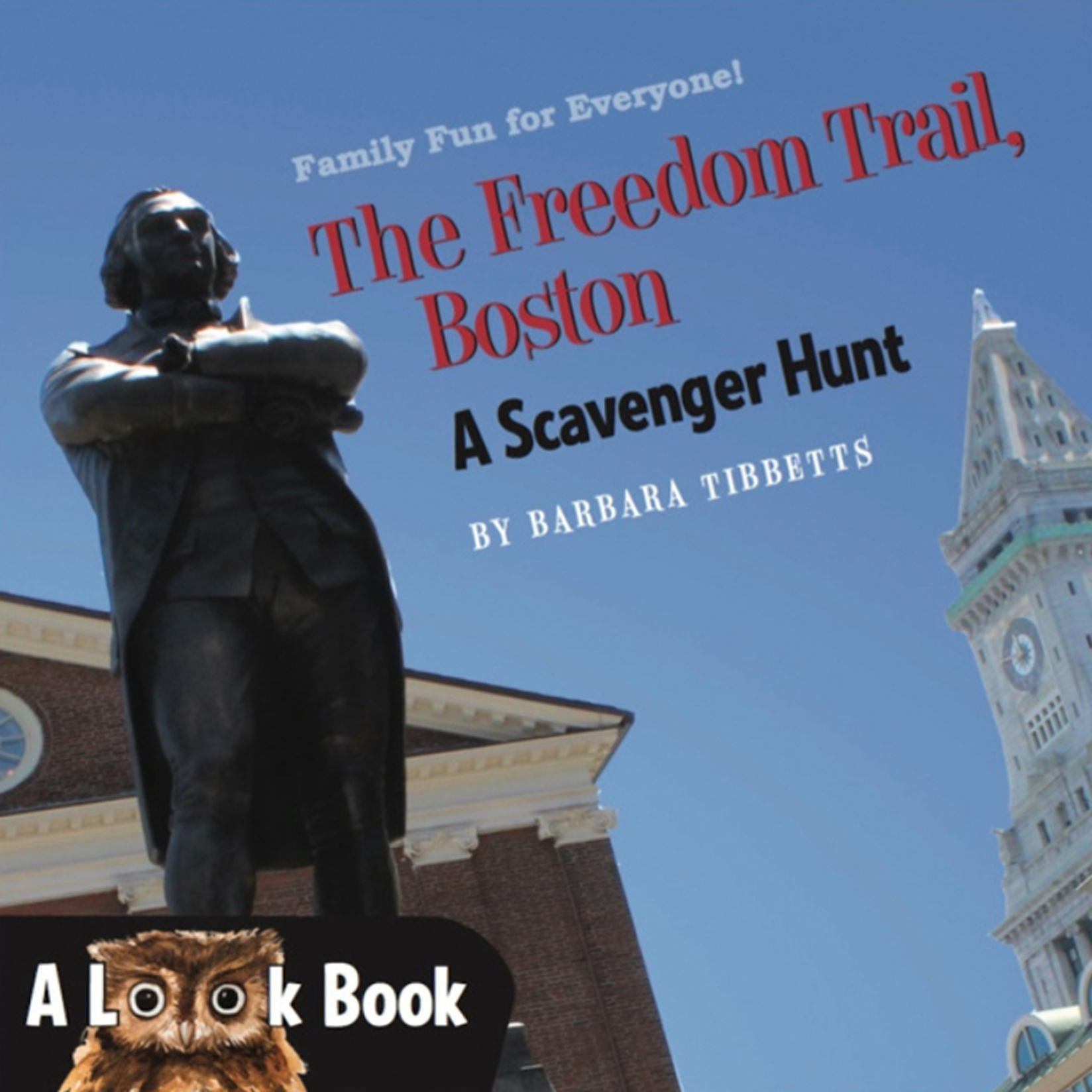 Freedom Trail, MA – LookBook Hunt