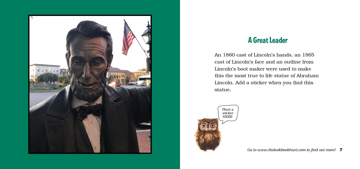 Gettysburg, PA - LookBook Hunt