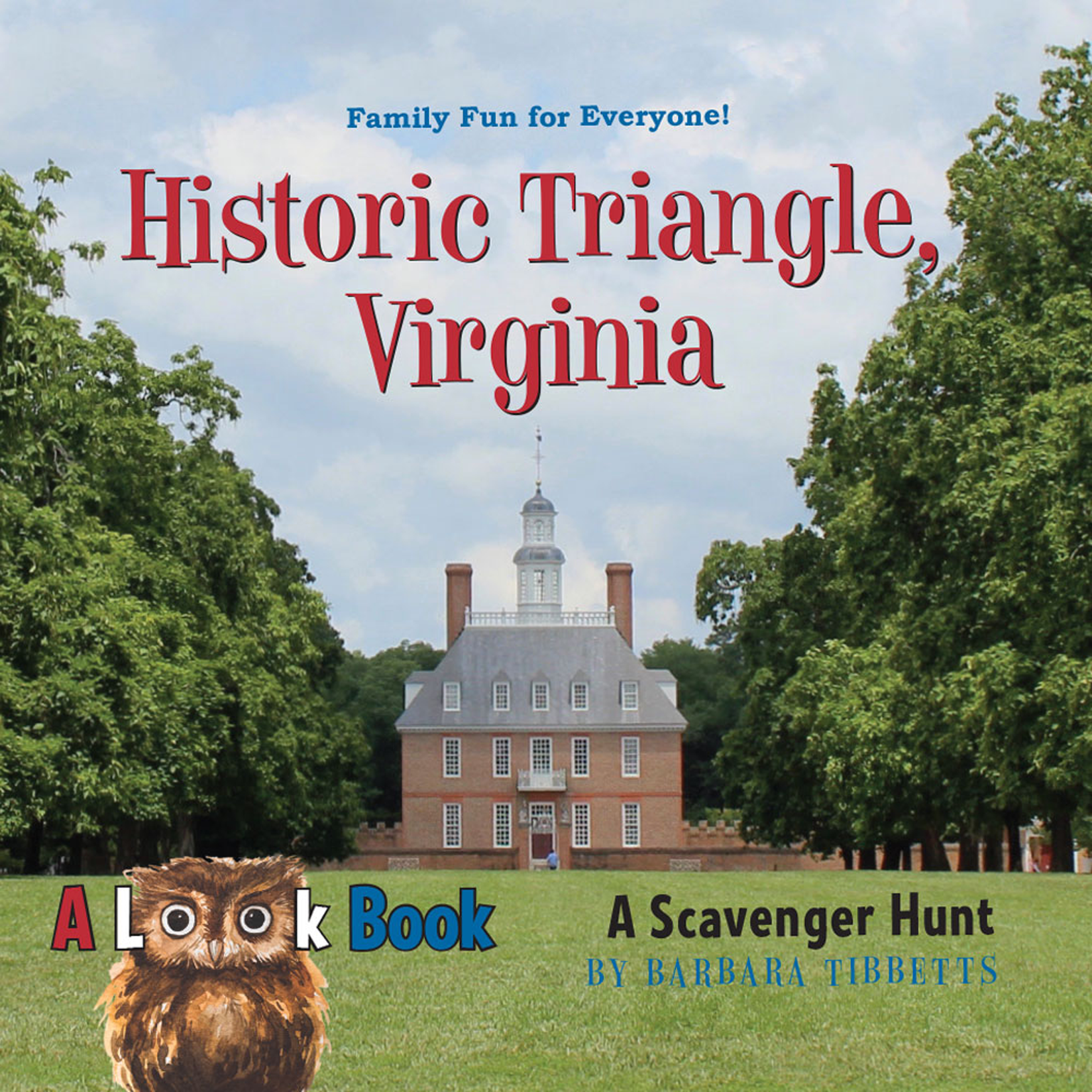 Historic Virginia – Look Book Hunt