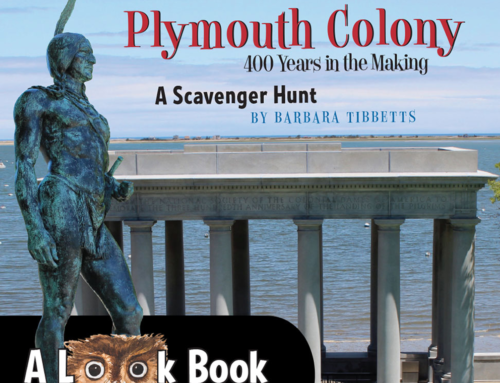 Plymouth Colony, MA – 400th Anniversary Scavenger Hunt