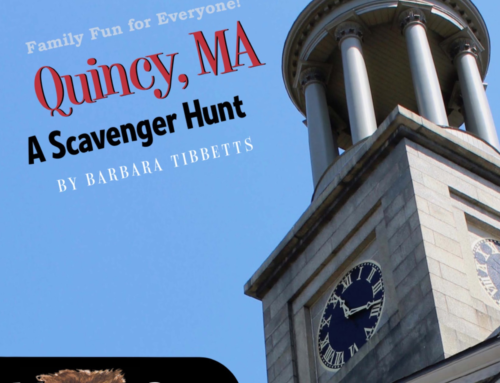 Quincy, MA Scavenger Hunt