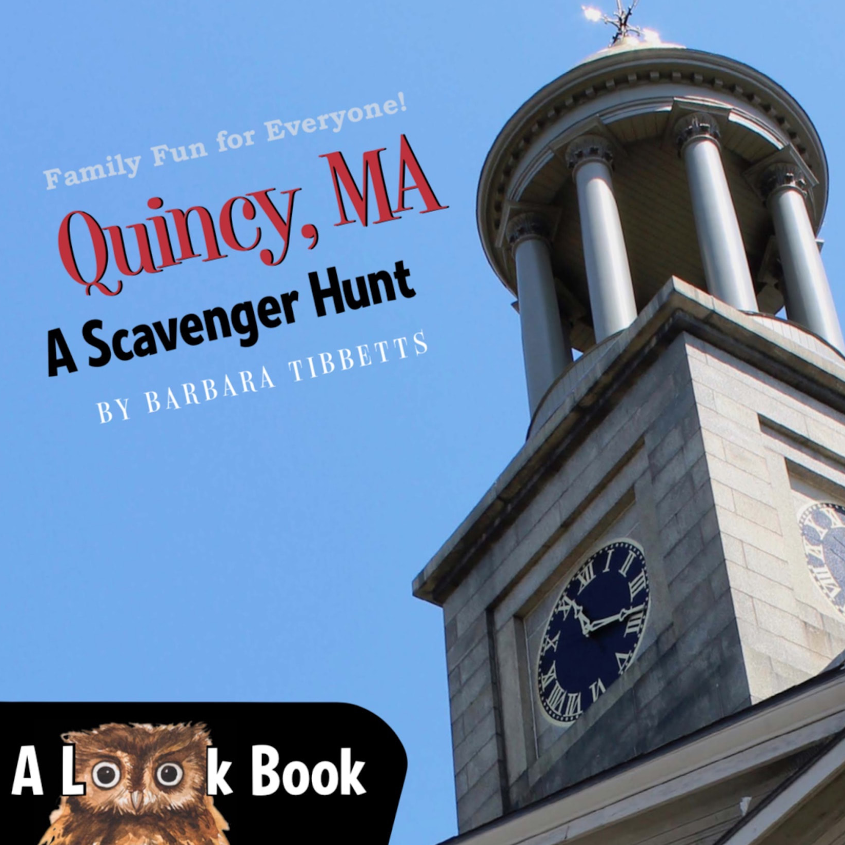 Quincy MA - LookBook Hunt