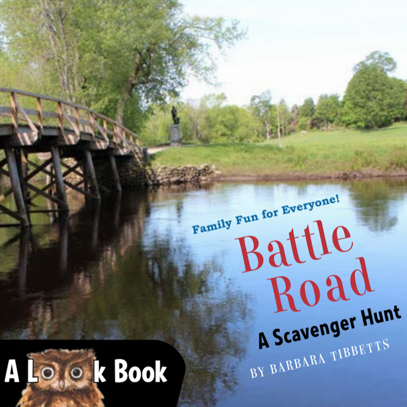 Scavenger Hunt in a Book