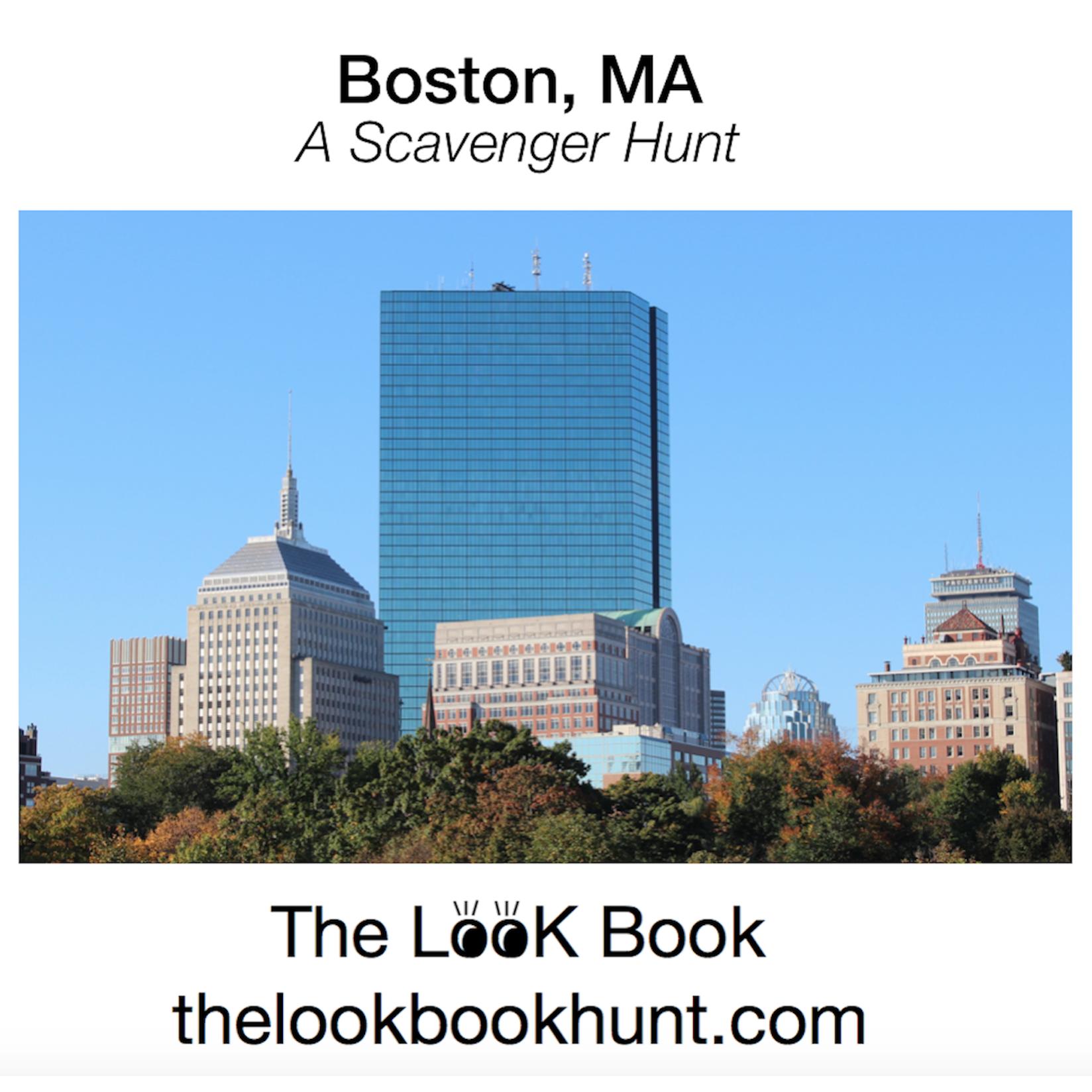Boston, MA - LookBook Hunt
