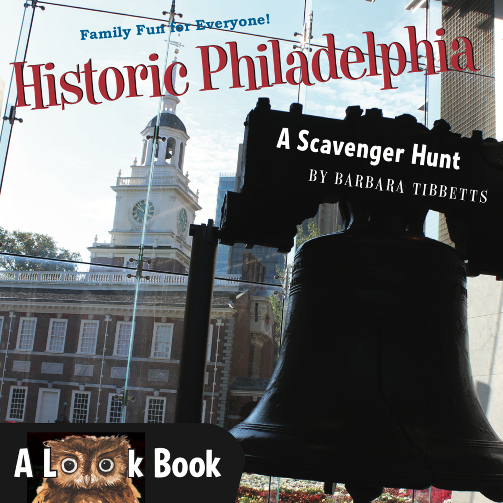 Philadelphia, PA – Look Book Scavenger Hunt