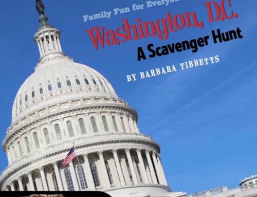 Washington D.C. Scavenger Hunt