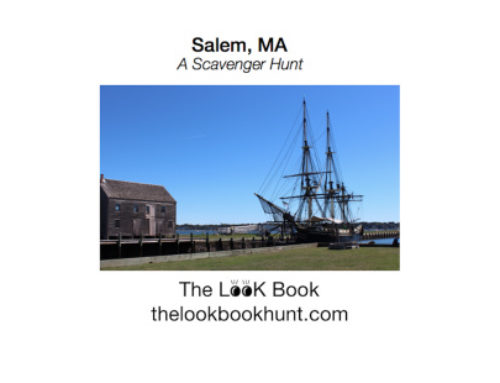 Salem, MA Scavenger Hunt