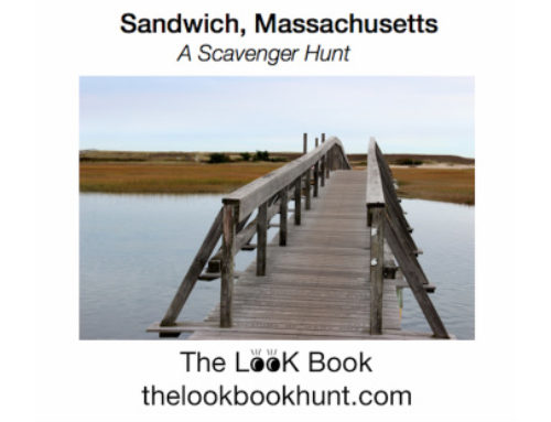 Sandwich, MA Scavenger Hunt
