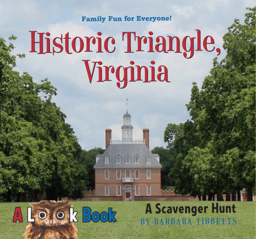 The LOOK Book, Historic Triangle Virginia