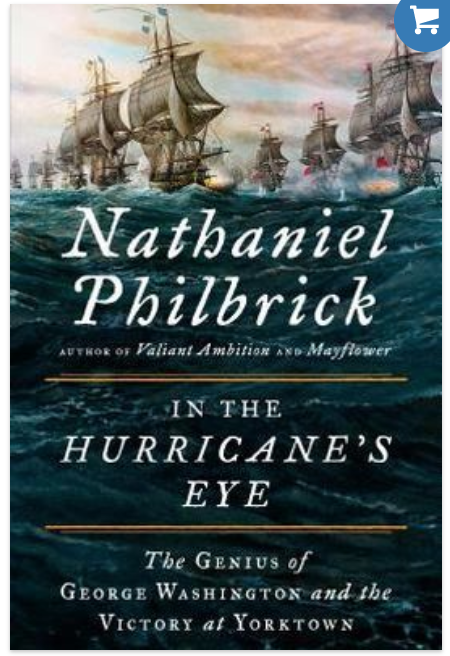 In the Hurricane's Eye by Nathaniel Philbrick
